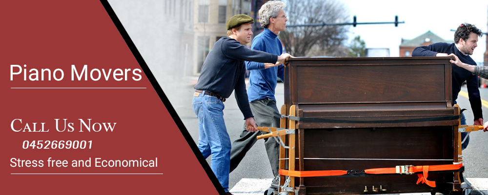 Piano Movers  Redbank