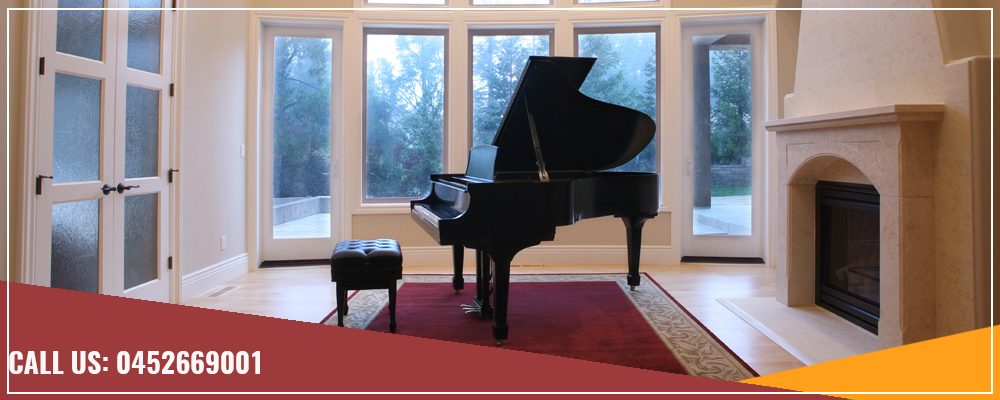 Piano Removalists  Wistow